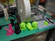 3Dプリンター試作品